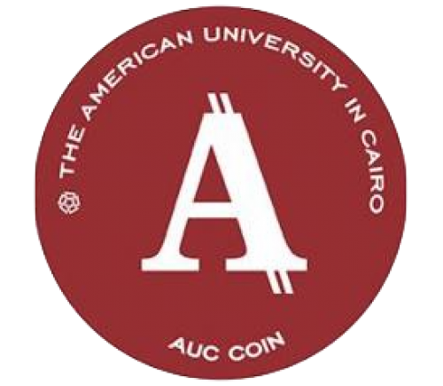 AUC digital currency icon