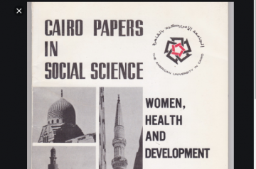 Cairo Papers in Social Sciences